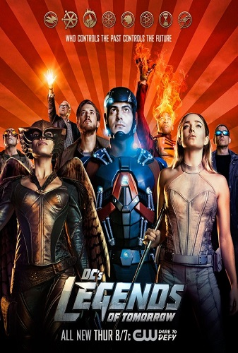 Legends of tomorrow 2